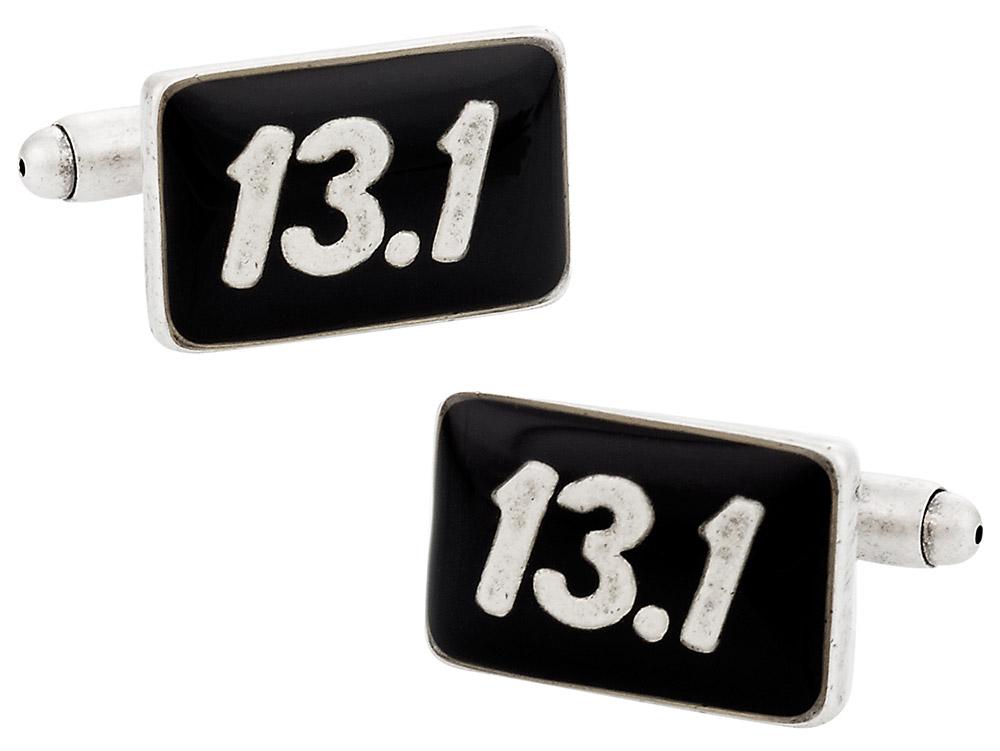 13.1 Half Marathon Cufflinks