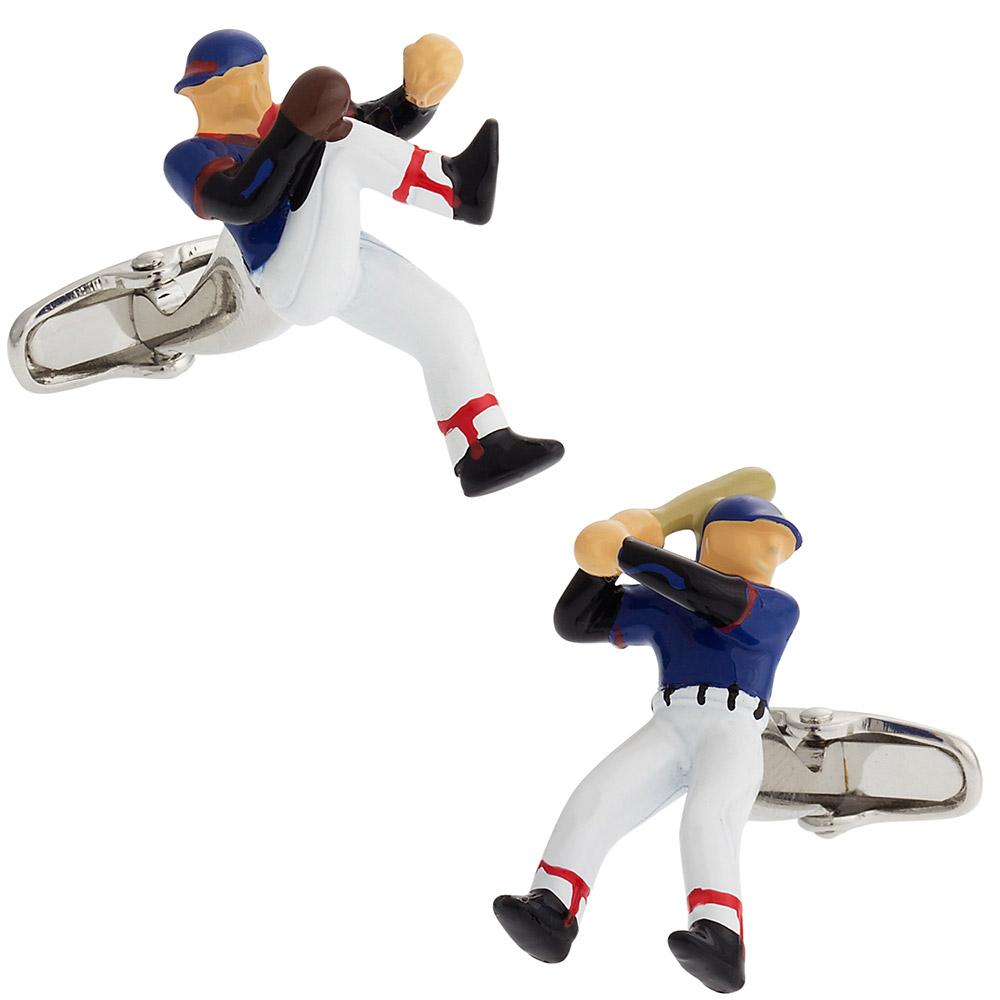 Baseball Sports Cufflinks
