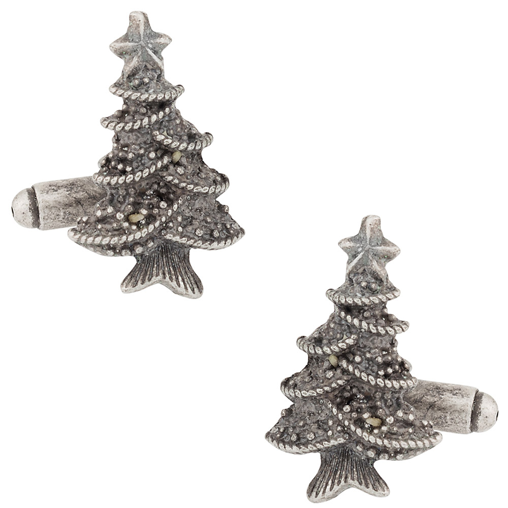 Christmas Is Here Cuff links