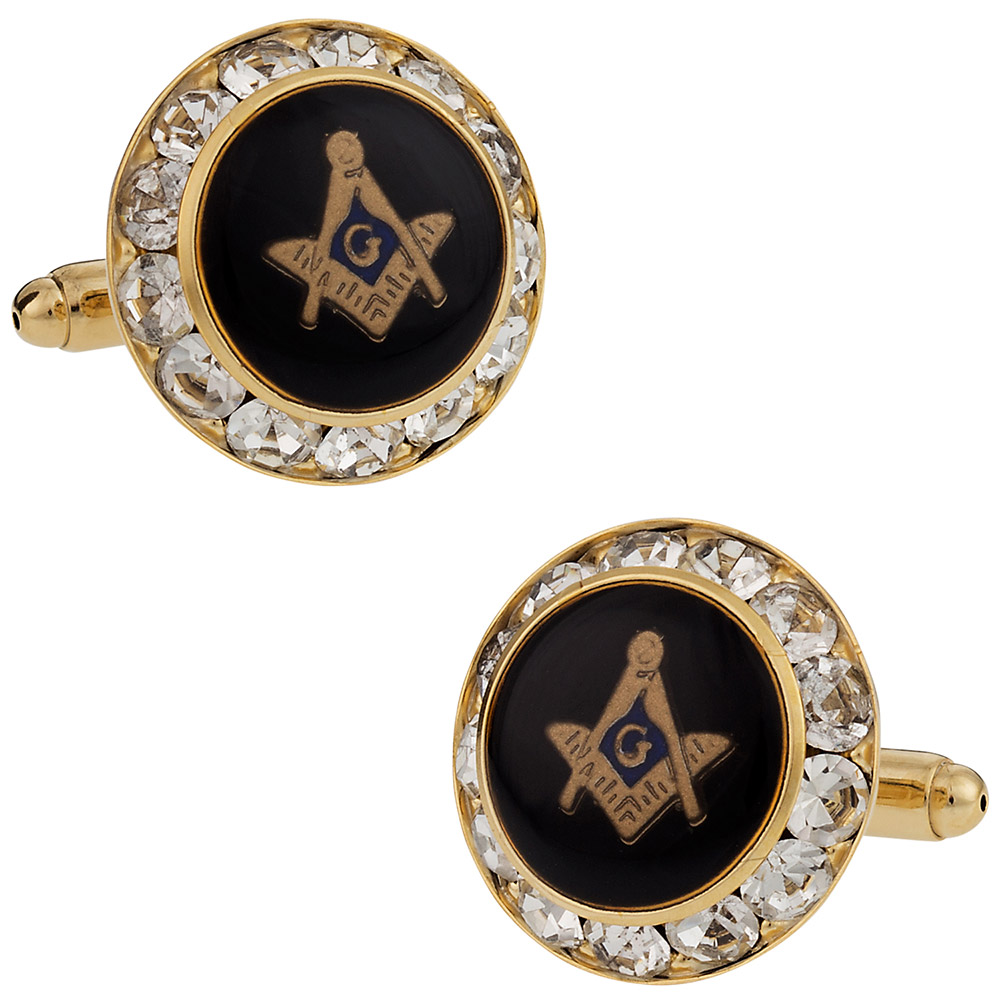 Masonic Cufflinks - Made in USA | Canada Cufflinks
