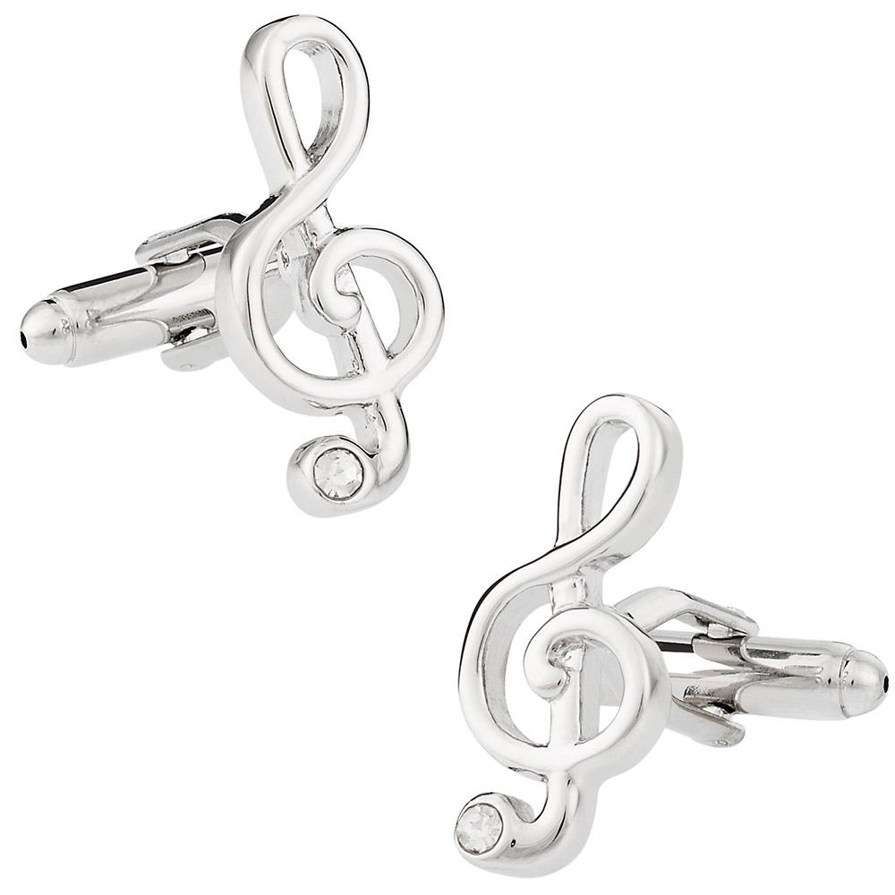 Musical Cufflinks