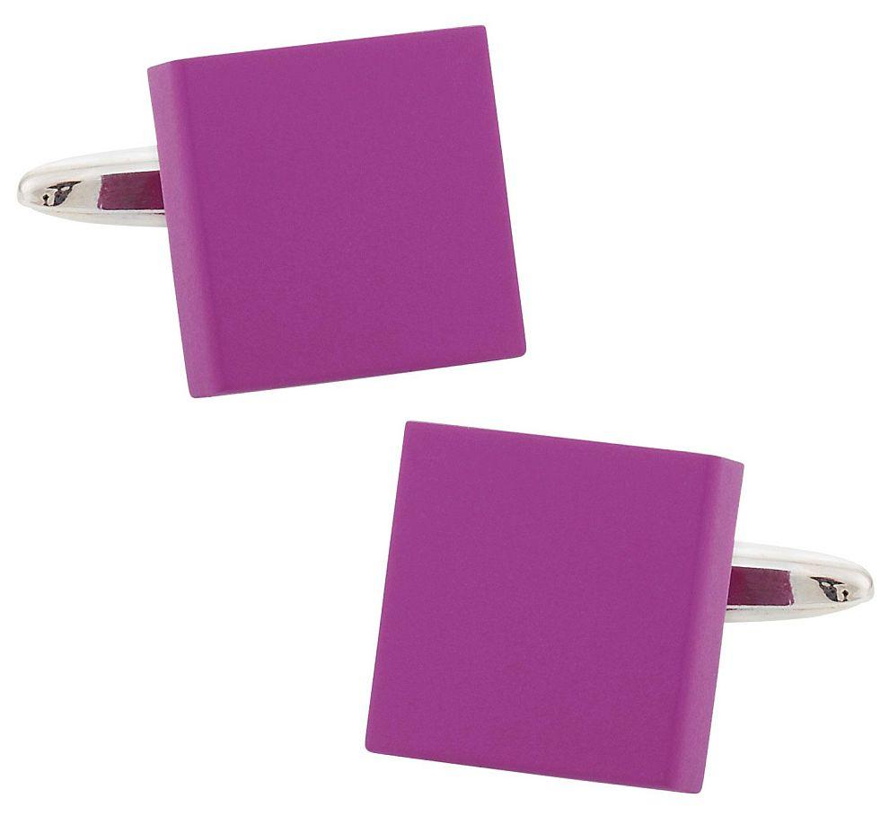 Bold Pink Fuschia Cufflinks | Canada Cufflinks