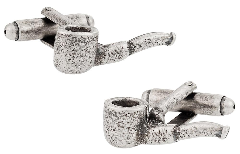 Smoking Pipe Cufflinks