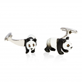 Panda Cufflinks   Canada Cufflinks
