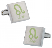 Leo Horoscope Cufflinks