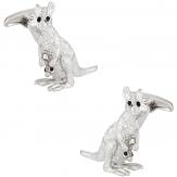 Kangaroo Cufflinks   Canada Cufflinks