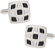 Unique Enamel Cufflinks