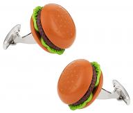 Yummy Hamburger Cufflinks