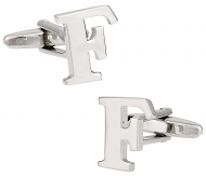 "Letter ""F"" Cufflinks"