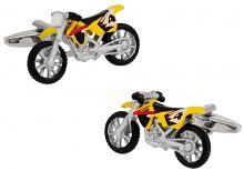 Motocross Cufflinks | Canada Cufflinks