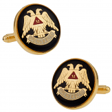 Scottish Rite Cufflinks | Canada Cufflinks