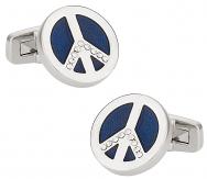 Peace Cufflinks