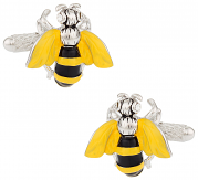 Bumble Bee Cufflinks
