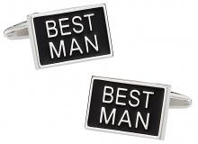 The Best Man Cufflinks