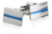 Unique Design Blue Cuff links