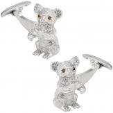 Koala Cufflinks   Canada Cufflinks