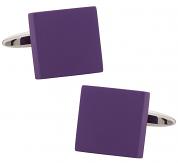 Bold Purple Cufflinks | Canada Cufflinks