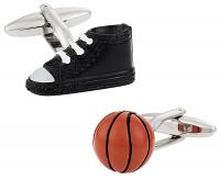Diecast Basketball Cufflinks