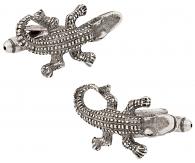 Gator Cufflinks