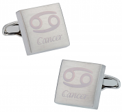 Cancer Zodiac Sign Cufflinks