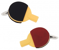 Colorful Ping Pong Cufflinks
