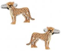 Fast Cheetah Cufflinks