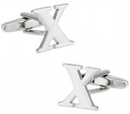 "Letter ""X"" Cufflinks"