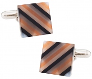 Semi Transparent Cufflinks