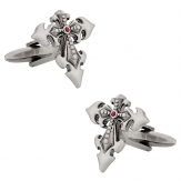 Gothic Cross Cufflinks