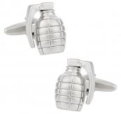 Grenade Cufflinks