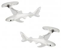 Shark Cufflinks   Canada Cufflinks