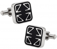Mens Stainless Steel Cufflinks