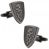 Dragon Shield Cufflinks