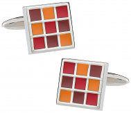 Tri-Color Cufflinks
