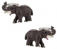 African Elephant Cufflinks | Canada Cufflinks