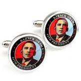 Obama Cufflinks