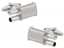 Dual Exhaust Cufflinks | Canada Cufflinks