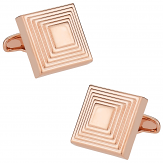 The Steps in Rose Gold