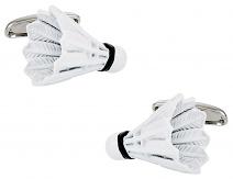 Badminton Cufflinks