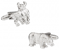 Bull & Bear Cufflinks