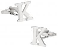 "Letter ""K"" Cufflinks"