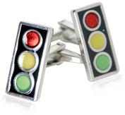 Stop Light Cufflinks