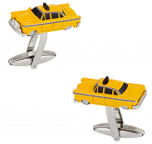 NY Taxi Cab Cufflinks
