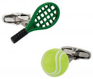 Tennis Sports Cufflinks