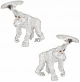 Monkey Cufflinks   Canada Cufflinks