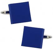 Bold Blue Cufflinks | Canada Cufflinks