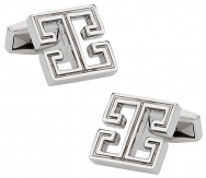 Hollow Stainless Steel Cufflinks | Canada Cufflinks