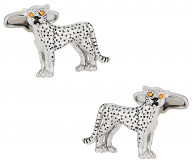 Cheetah Cufflinks Swarovski
