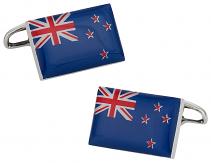 New Zealand Flag Cufflinks