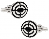 Crosshair Cufflinks